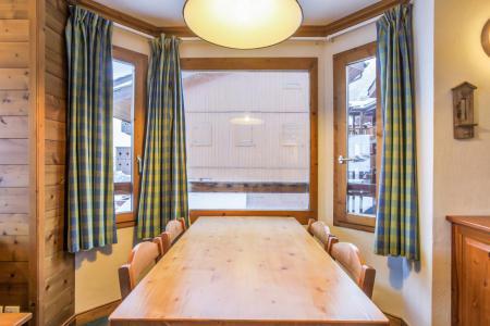 Vacances en montagne Appartement 2 pièces 4 personnes (006) - Résidence l'Athamante - Valmorel - Table