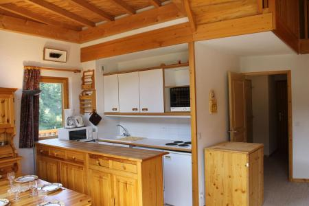 Vacances en montagne Appartement duplex 4 pièces 7 personnes (401) - Résidence l'Atrey - La Tania - Kitchenette