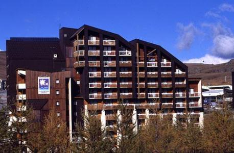 Location au ski Residence L'ecrin D'huez - Alpe d'Huez - Extérieur été