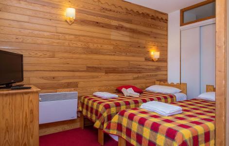 Vacances en montagne Résidence l'Ecrin des Neiges - Valmeinier - Chambre