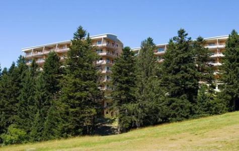 Location au ski Residence L'ecrin Des Neiges - Chamrousse - Extérieur été