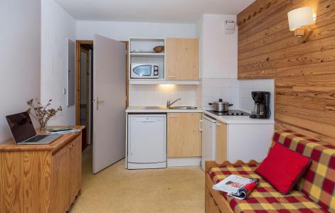 Vacances en montagne Résidence l'Ecrin des Neiges - Valmeinier - Kitchenette