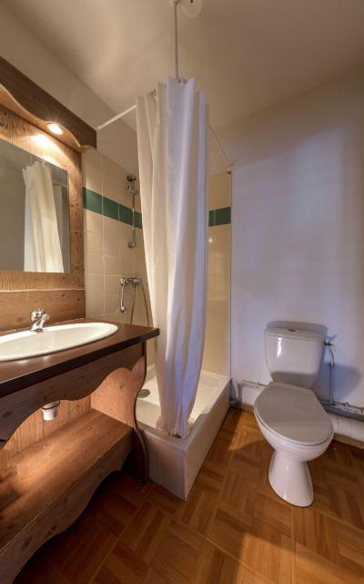 Vacances en montagne Résidence l'Ecrin des Neiges - Chamrousse - Salle de bains