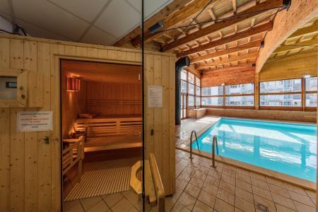 Vacances en montagne Résidence l'Ecrin des Neiges - Chamrousse - Sauna