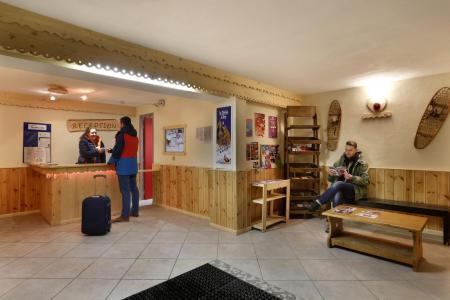 Vacances en montagne Résidence l'Edelweiss - Les 2 Alpes - Réception