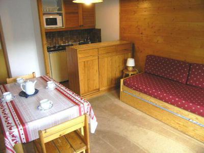 Vacances en montagne Studio 4 personnes (19) - Résidence l'Edelweiss - Méribel