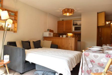 Vacances en montagne Studio 4 personnes (016) - Résidence l'Edelweiss - Méribel