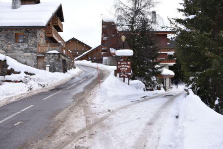 Vacances en montagne Résidence l'Edelweiss - Méribel