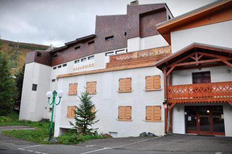 Location au ski Residence L'edelweiss - Les 2 Alpes - Extérieur été