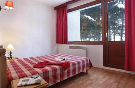 Vacances en montagne Résidence l'Edelweiss - Les 2 Alpes - Lit double