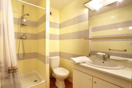 Vacances en montagne Résidence l'Edelweiss - Les 2 Alpes - Salle de bains