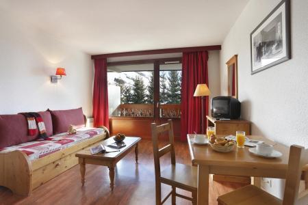 Vacances en montagne Résidence l'Edelweiss - Les 2 Alpes - Séjour