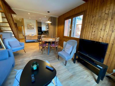 Holiday in mountain resort 2 room mezzanine apartment 6 people (1E) - Résidence l'Erable - Le Grand Bornand