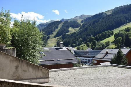 Vacances en montagne Studio 4 personnes (1) - Résidence l'Ermitage - Méribel