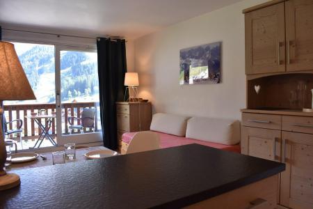 Vacances en montagne Studio 4 personnes (031) - Résidence l'Ermitage - Méribel - Logement