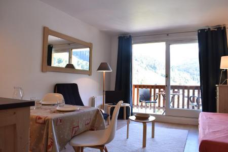 Vacances en montagne Studio 4 personnes (031) - Résidence l'Ermitage - Méribel - Séjour