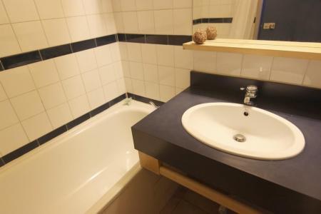 Vacances en montagne Appartement 2 pièces 4 personnes (513) - Résidence l'Eskival - Val Thorens - Plan