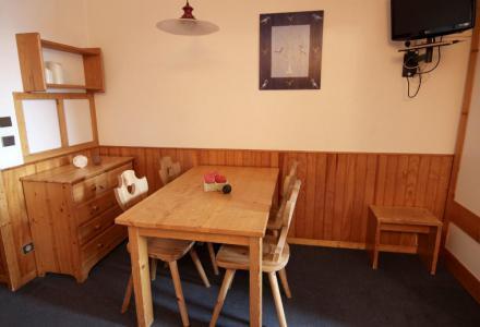 Vacances en montagne Appartement 2 pièces 4 personnes (511) - Résidence l'Eskival - Val Thorens