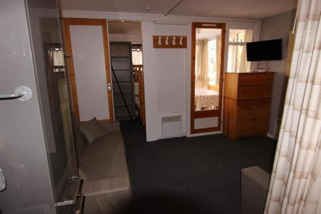 Vacances en montagne Appartement 2 pièces 4 personnes (411) - Résidence l'Eskival - Val Thorens