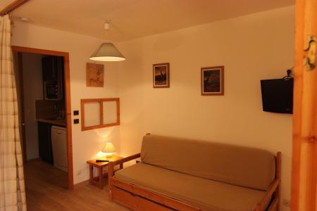 Vacances en montagne Appartement 2 pièces 4 personnes (404) - Résidence l'Eskival - Val Thorens