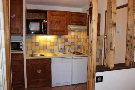 Vacances en montagne Appartement 2 pièces 4 personnes (414) - Résidence l'Eskival - Val Thorens