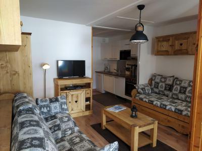 Vacances en montagne Appartement 2 pièces 4 personnes (509) - Résidence l'Eskival - Val Thorens - Séjour