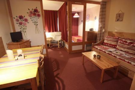 Vacances en montagne Appartement 2 pièces 4 personnes (513) - Résidence l'Eskival - Val Thorens - Kitchenette