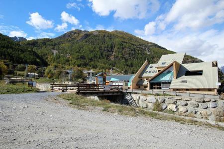 Vacances en montagne Studio coin montagne 4 personnes (NOL002) - Résidence l'Izoard - Serre Chevalier