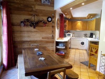 Vacances en montagne Appartement 6 pièces 10 personnes (15C) - Résidence l'Olympie I - Méribel-Mottaret - Logement