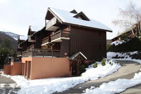 Location Serre Chevalier : Résidence l'Ombelle hiver