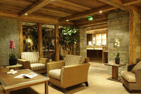 Vacances en montagne Résidence l'Orée des Neiges - Peisey-Vallandry - Réception