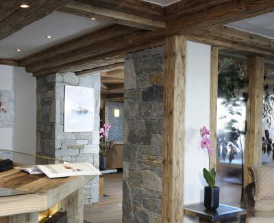 Vacances en montagne Résidence l'Orée des Neiges - Peisey-Vallandry -