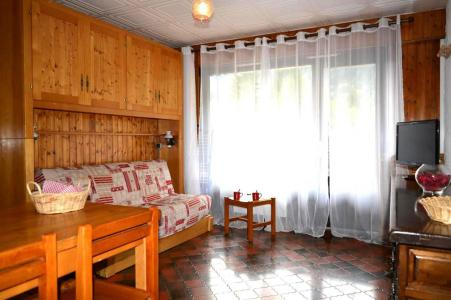 Holiday in mountain resort Logement 1 pièces 4 personnes (CH300-SSD) - Résidence l'Orée des Pistes - Le Grand Bornand