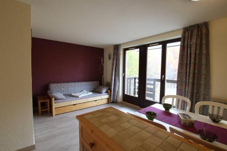 Vacances en montagne Appartement 2 pièces 5 personnes (311) - Résidence l'Orée du Bois - Puy-Saint-Vincent - Séjour