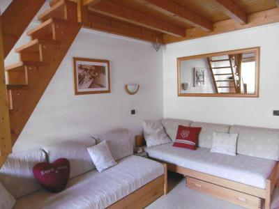 Vacances en montagne Appartement 3 pièces mezzanine 6 personnes (047) - Résidence l'Orgentil - Valmorel