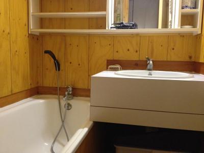Vacances en montagne Appartement 2 pièces 4 personnes (025) - Résidence l'Orgentil - Valmorel - Baignoire