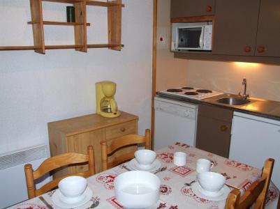 Vacances en montagne Studio cabine 4 personnes (10) - Résidence l'Orsière - Val Thorens