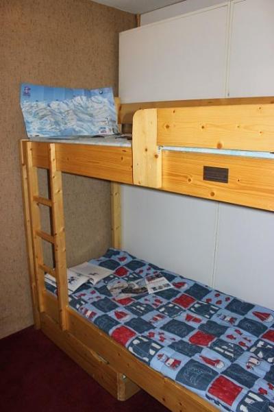Vacances en montagne Appartement 2 pièces 4 personnes (44) - Résidence l'Orsière - Val Thorens - Lits superposés