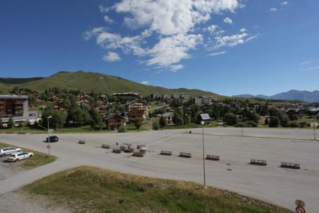 Location au ski Studio coin montagne 4 personnes (136) - Résidence l'Ouillon - La Toussuire - Extérieur été