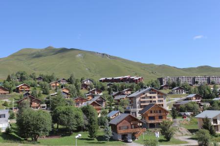 Location au ski Studio coin montagne 5 personnes (138) - Résidence l'Ouillon - La Toussuire - Extérieur été
