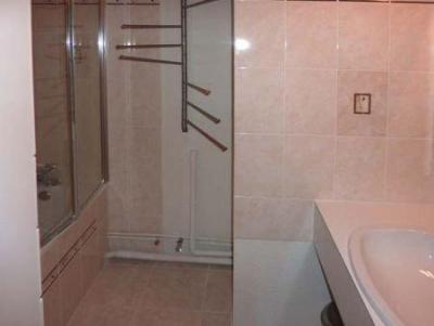 Holiday in mountain resort 2 room duplex apartment cabin 6 people (248) - Résidence l'Oustal - Les Orres - Shower room