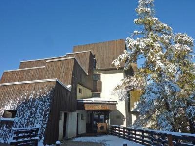 Holiday in mountain resort 2 room duplex apartment 6 people (267) - Résidence l'Oustal - Les Orres