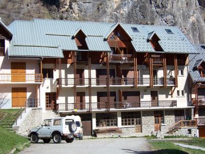 Location au ski Residence La Borge - Valloire - Extérieur été