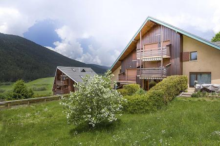 Rent in ski resort Résidence la Bourne - Villard de Lans - Summer outside