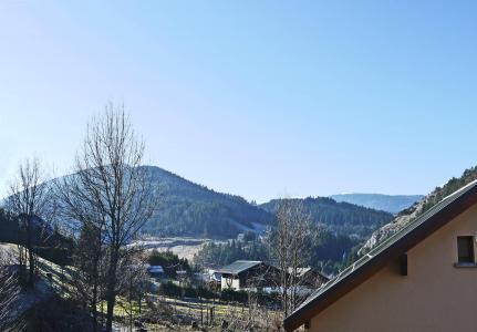 Rent in ski resort 2 room apartment cabin 4 people (D) - Résidence la Bourne - Villard de Lans - Summer outside