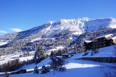 Vacances en montagne Studio 2 personnes (017) - Résidence la Camarine - Valmorel