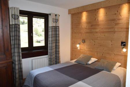 Urlaub in den Bergen 2-Zimmer-Berghütte für 8 Personen (B374) - Résidence la Chamoisière - Montgenèvre