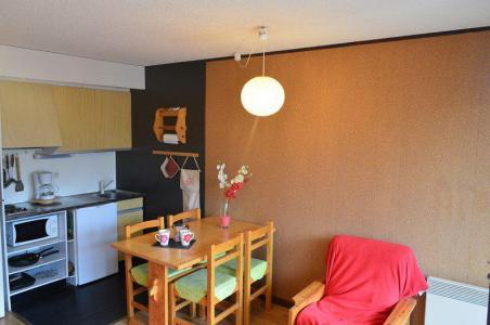 Holiday in mountain resort Studio sleeping corner 4 people (A211) - Résidence la Chamoisière - Montgenèvre - Kitchenette