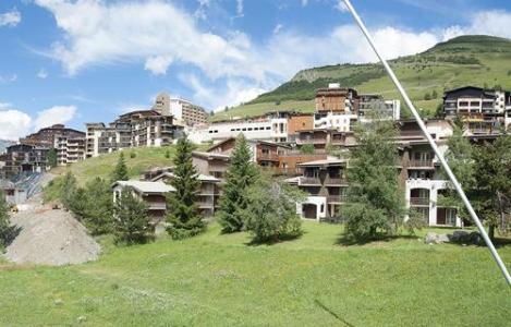 Location au ski Residence La Cime De Lans - Les 2 Alpes - Extérieur été