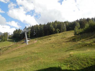 Vacances en montagne Studio 4 personnes (033) - Résidence la Clé - Montchavin La Plagne - Extérieur été